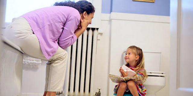 Panduan Mengajar Anak Mengenal Toilet