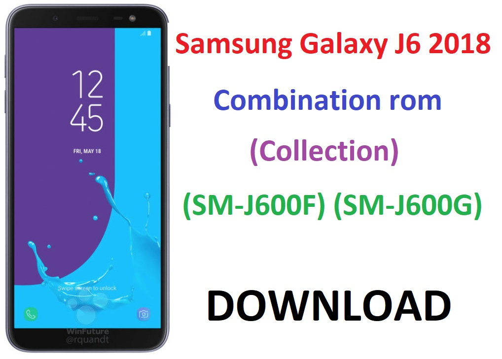 Samsung A600f Download Mode