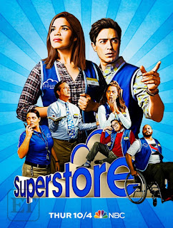 Superstore Temporada 4 audio español