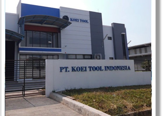 Lowongan Kerja Daerah Cikarang PT Koei Tool Indonesia