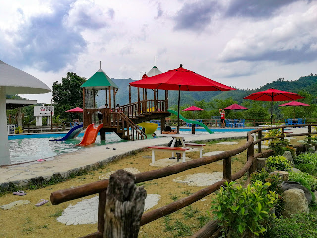 balay ni tatay farm resort babatngon leyte, swimming pool for kids