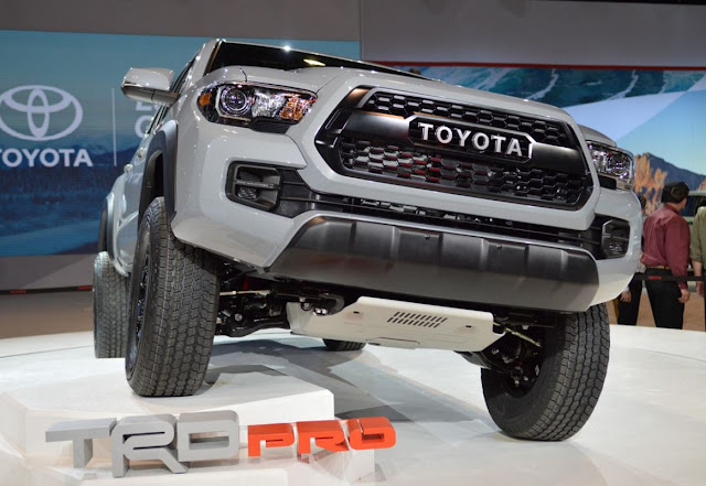 2018 Toyota Tacoma TRD Pro Reviews