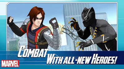 Download MARVEL Avengers Academy v1.15.0.1 Mod APK Free Store Update Terbaru