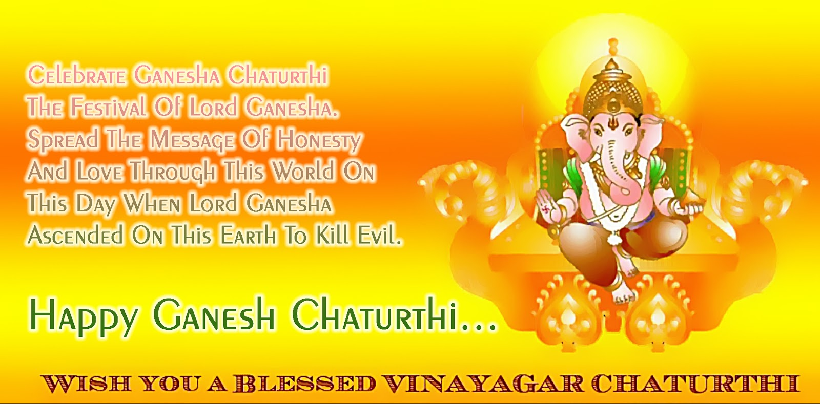Ganesh chaturthi wishes greeting for whatsapp and facebook status ganesh chaturthi wishes greeting for whatsapp and facebook status kristyandbryce Image collections