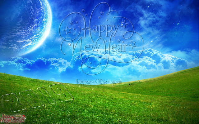 2019 Happy New Year nature Photos - Happy New year Nature photos 2019 Download Free