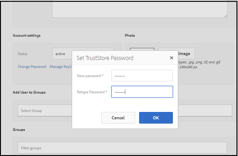 Exceptions/Issues while configuring SAML Authentication