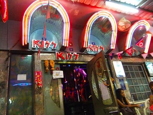 Bangkok go-go bar at Patpong