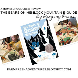 The Bears On Hemlock Mountain E-Guide by Progeny Press {a Review}