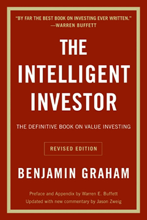 Stock investment good book to read: Intelligent Investor