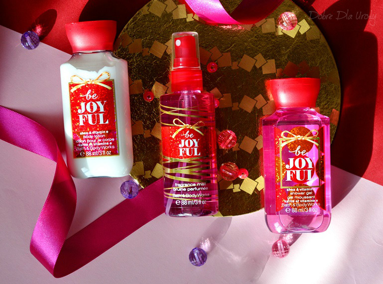 Bath&Body Works - Be Joyful
