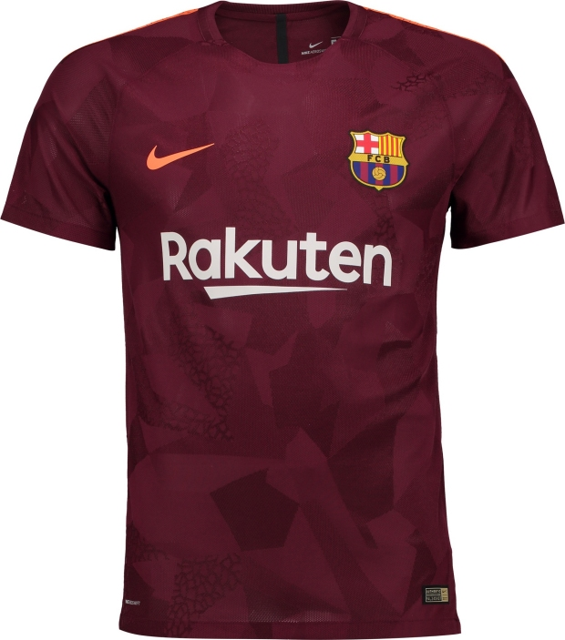 Nike divulga a nova terceira camisa do Barcelona - Show de Camisas dceaaaefecd