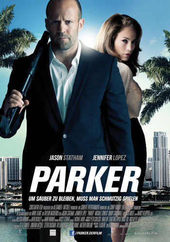 Parker 2013 Hindi Dual Audio ORG 350MB BluRay 480p