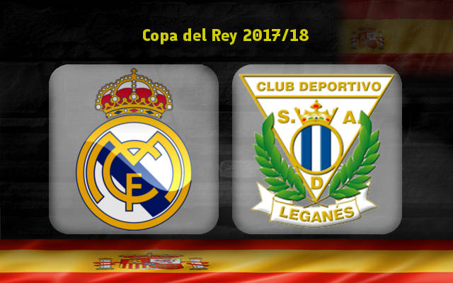 Real Madrid vs Leganes Full Match & Highlights 24 January 2018