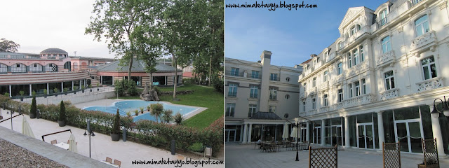 Hotel-balneario Solares en Cantabria