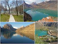 Озеро Искандеркуль, Фанские горы, Таджикистан