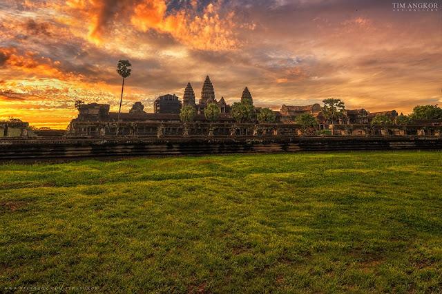 Les temples sublimés par Tim Angkor (C)