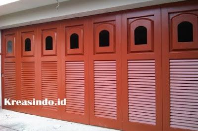 Jasa Pintu Garasi Besi di Tangerang, Cikupa, dan Serang Banten
