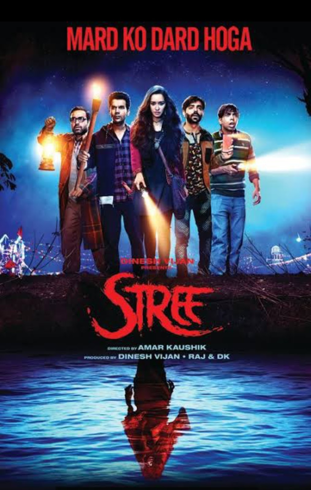Stree movie Download in 480p [300mb] | 720p[1gb