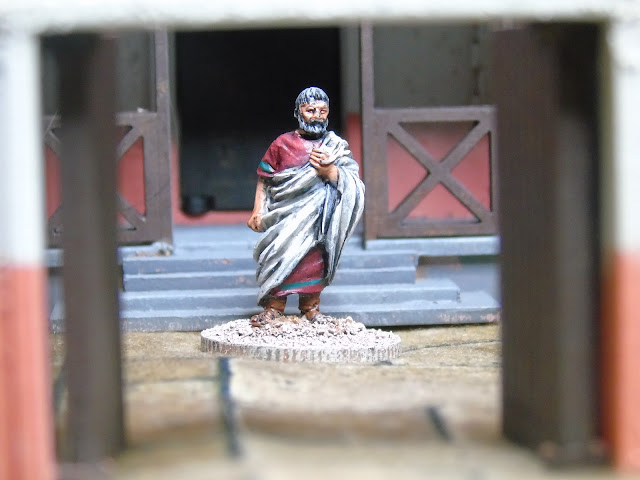 gangs of rome dominus figure warbanner