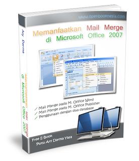 mail merge 2007