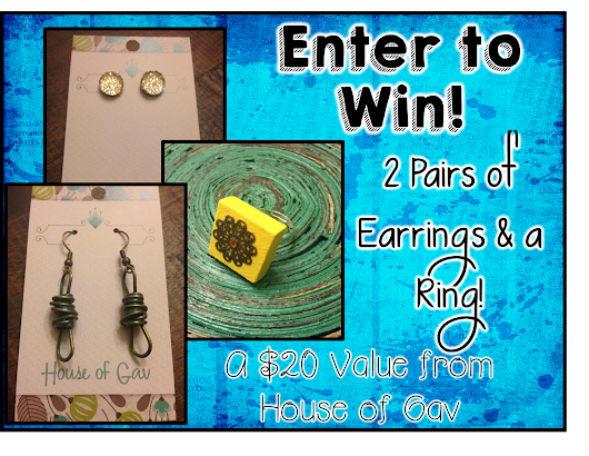 House of Gav Jewelry Giveaway!