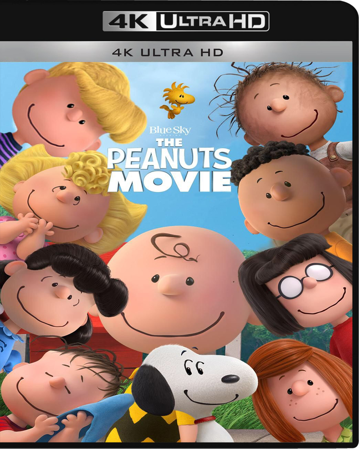 Snoopy and Charlie Brown: The Peanuts Movie [2015] [UHD] [2160p] [Latino]