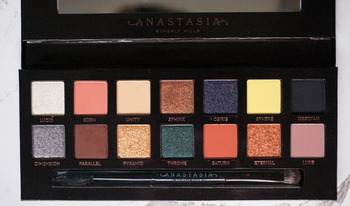 Beauty: ABH Prism palette review + 5 looks
