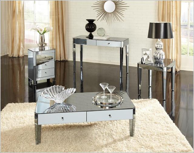 Coffee Table Decor Modern Inspiration