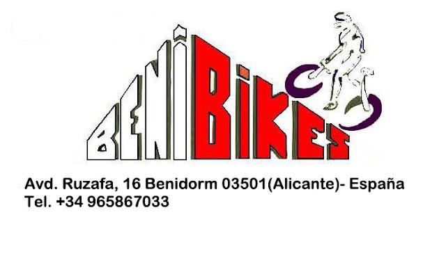 Bicicletas Benibikes