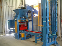 Concrete Block Making Machine BD