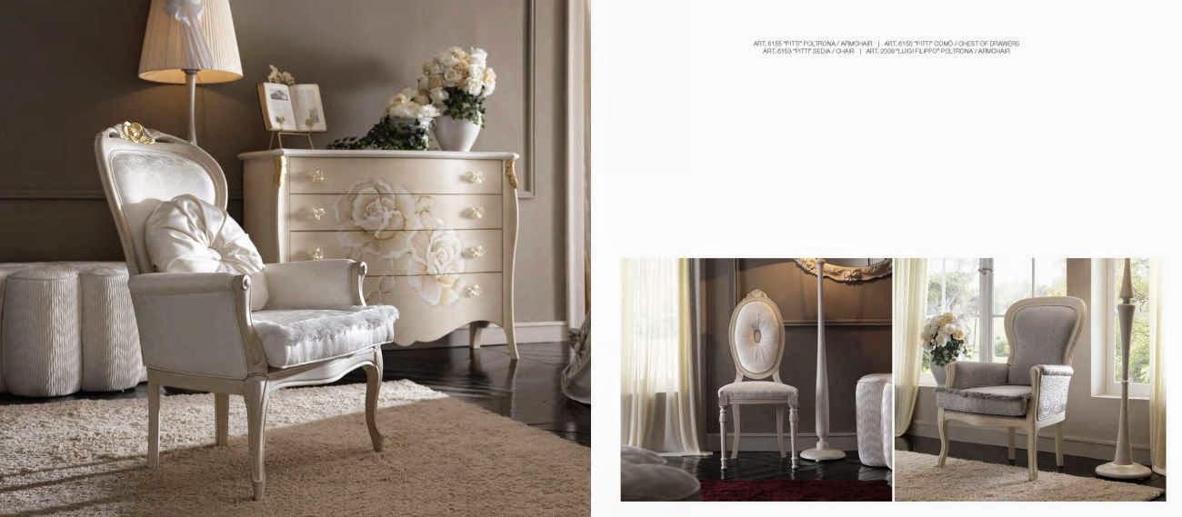 design interior mobila de lux Italia Pitti