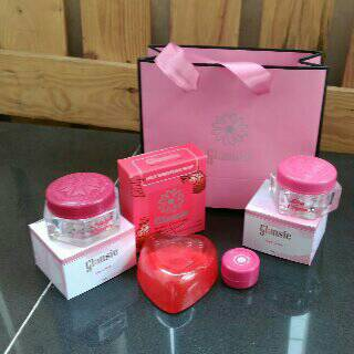 Paket Glansie Cream Normal Skin