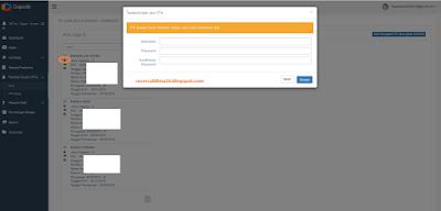 Cara Membuat Akun PTK pada Dapodik PAUD Online untuk Login Info GTK