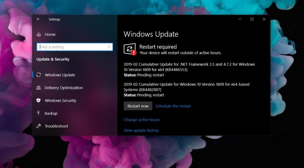 Amazing tech news: Windows 10 Build 17763 348 is available