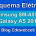 Esquema Elétrico Samsung SM-A510F Samsung Galaxy A5 2016