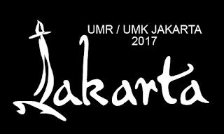 UMR Jakarta Tahun 2017