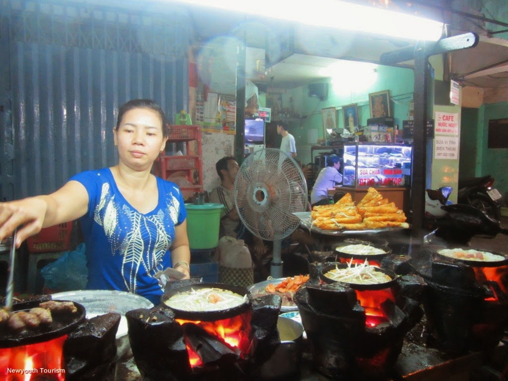 Best Street Food Streets in Ho Chi Minh city 7
