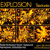 6 Realistic Fire Explosion Textures - Backgrounds  vol.2.