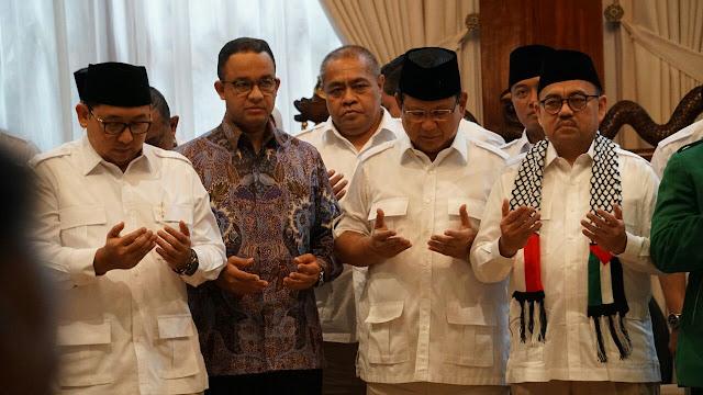 Prabowo Minta Sudirman Said Segera Cari Cawagub Jateng