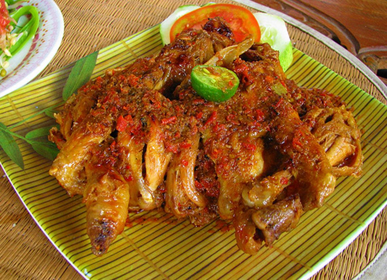 Ayam Betutu Bakar Khas Bali