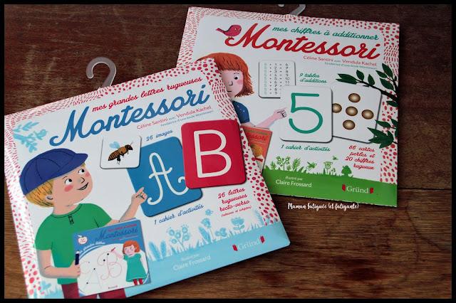 pochette montessori grund additions grandes lettres rugueuses