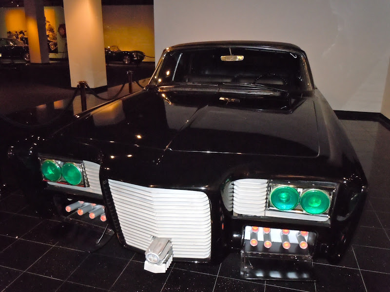 Black Beauty TV car Green Hornet