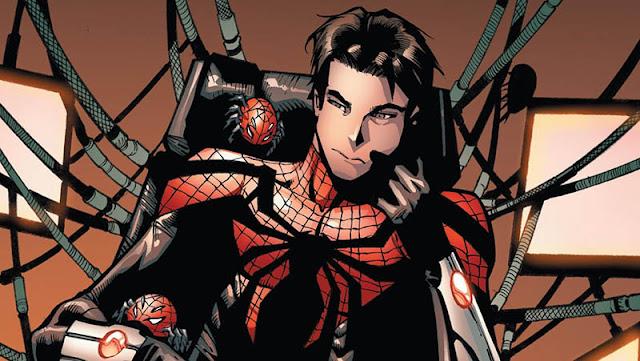 Spider-Verse, Ketika Puluhan Spider-Man di Multiverse Marvel Tampil dalam Satu Komik