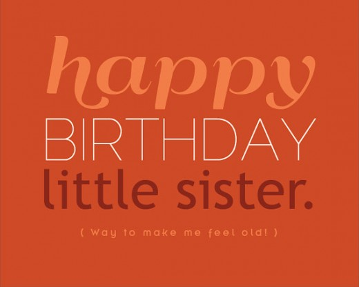 happy birthday little sister-happy birthday wishes for sister