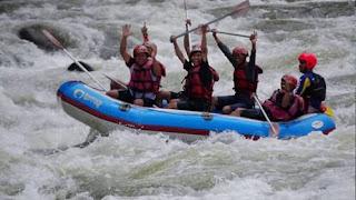 Bannyu Wong Rafting Adventure wisata banjarnegara terbaik