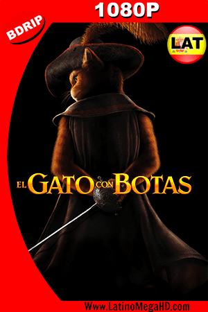 El Gato con Botas (2011) Latino HD BDRIP 1080P ()