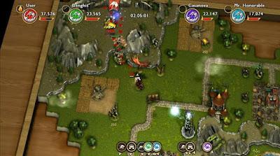 Hoard gameplay