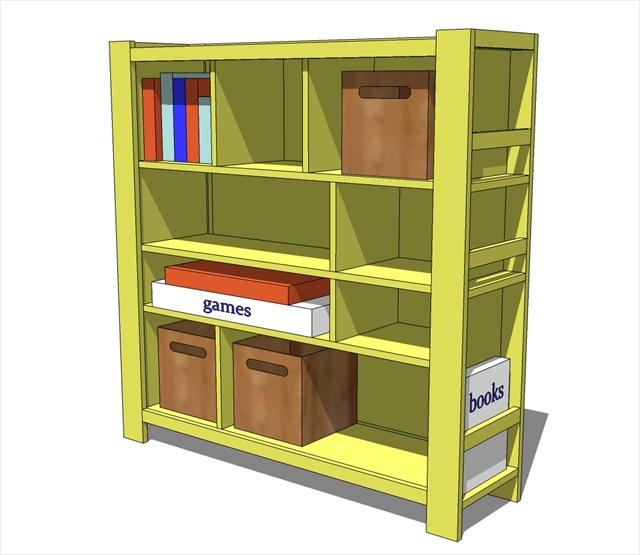 Diy and craft ideas 11 diy bookshelf ideas for Homemade bookcase ideas