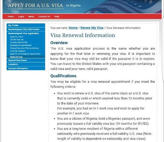 Just In Trump Poised To Revoke 2 Year Visa For Nigerians Gistmania