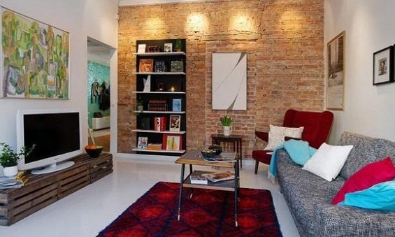tips terapkan dinding batu bata ekspos di rumah anda